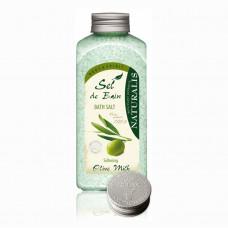 Naturalis kúpeľová soľ Olive Milk 1 kg