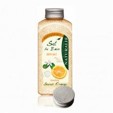 Naturalis kúpeľová soľ Sweet Orange 1 kg