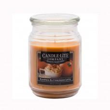 Candle-Lite  PUMPKIN BUTTERCREAM LATTE 510g